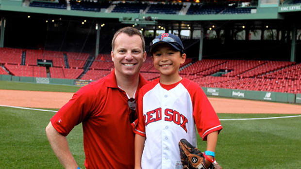 Baseball, Dad, and Me