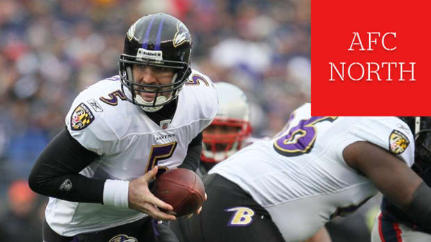 NFL Preview 2013: AFC North Scouting Report