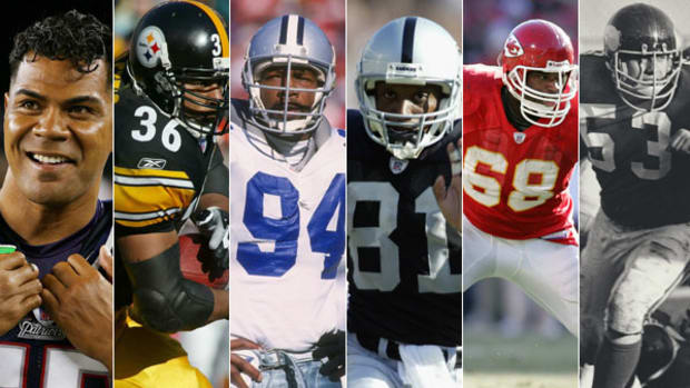 Seau, Bettis Lead 2015 Hall of Fame Class