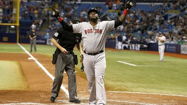 David Ortiz Joins 500 Home Run Club!