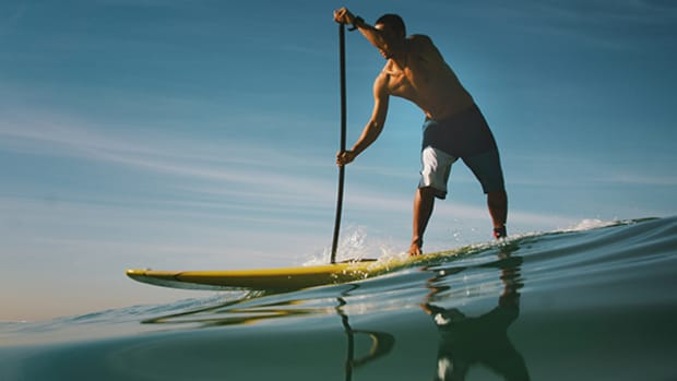 SUP is One of the Best Brain and Body Workouts Around
