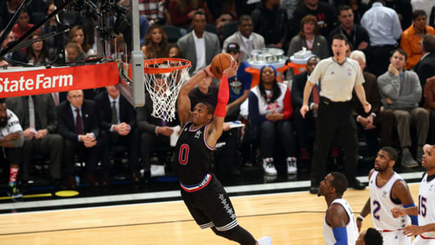 Russell Westbrook Dazzles in 2015 All-Star Game, and Other Big Moments from the Game