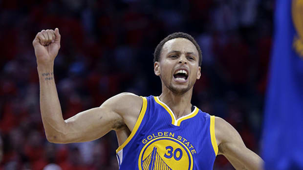 Steph Curry Has Playoff-Defining Night in New Orleans
