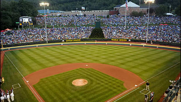 Experiencing the Little League World Series