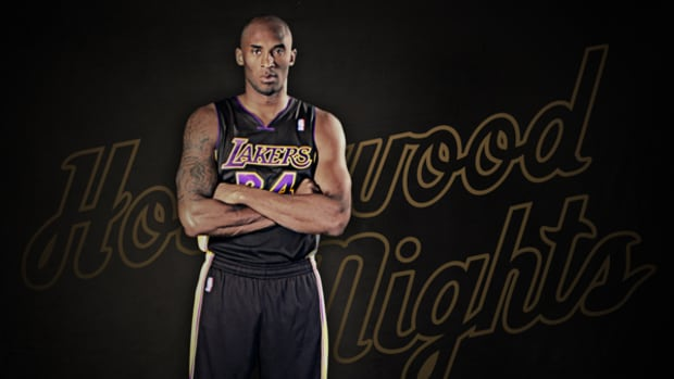 Lakers Debut Hollywood Nights Jerseys