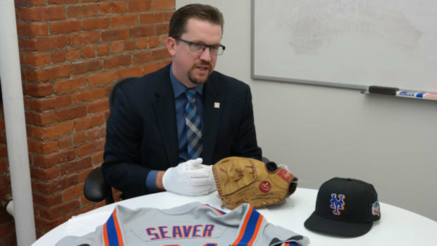 Cooperstown Collector Preserves Baseball History