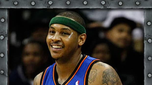 10 Questions With...Carmelo Anthony