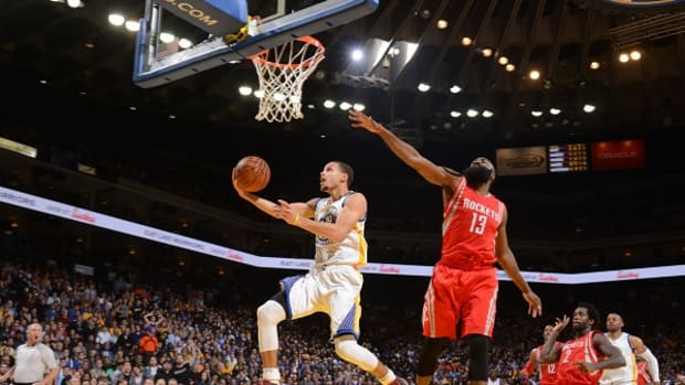 2015 NBA Playoffs: Warriors Face Rockets in Western Conference Final