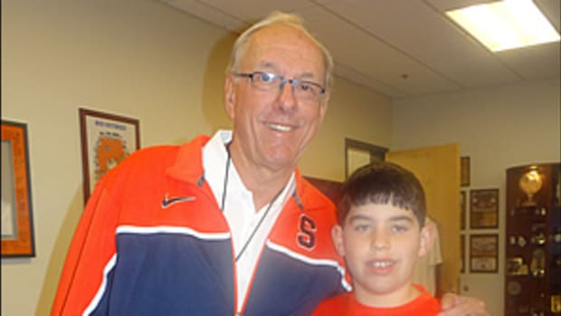 Jim Boeheim: My Favorite College Basketball Coach