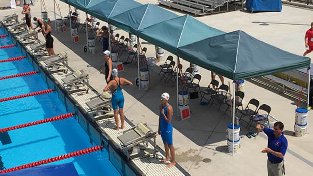 San Antonio Hosts World Deaf Swimming Championships