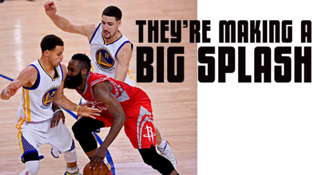 Steph Curry and Klay Thompson: No Backcourt Mates Work Better Together
