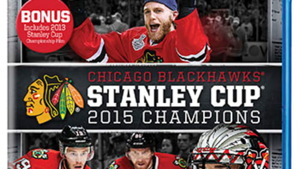 New DVD Celebrates Blackhawks Stanley Cup Championship