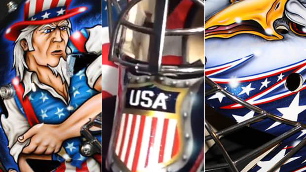 Team USA Goalies and Their World-Class Headgear