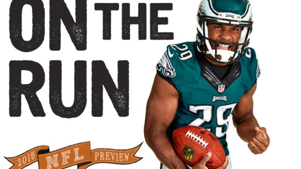 Reigning NFL Rushing Champ DeMarco Murray Is Ready to Soar in Philadelphia