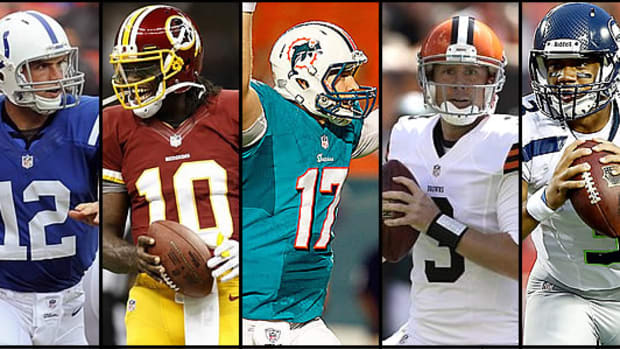 Is This the Year of the Rookie Quarterback?