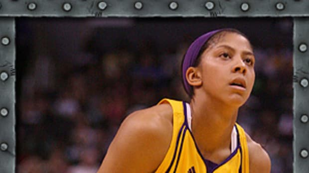 10 Questions With...Candace Parker