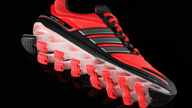 Adidas Unveils Springblade, a Crazy, Revolutionary New Shoe