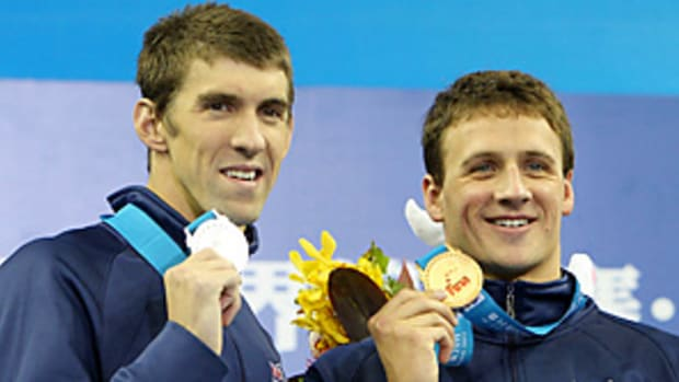 Who Will Rule the Pool: Phelps or Lochte?