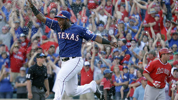 Rangers Bring Postseason Excitement to Texas