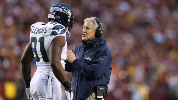 Get Motivated with Seahawks Coach Pete Carroll