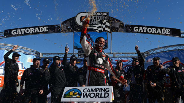 Darrell Wallace: The First Black Driver to Win a NASCAR Race Since 1963