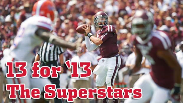 13 for '13: Manziel, Nix, Bridgewater —The Superstars to Watch
