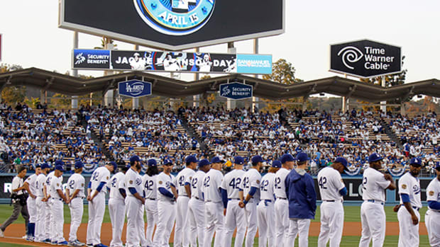 Jackie Robinson's Legacy Celebrated at Dodger Stadium
