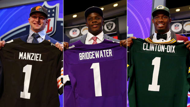 Recapping the 2014 NFL Draft