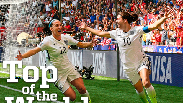 Before Carli Lloyd Dominated the World Cup Final, she Struggled to be Recognized