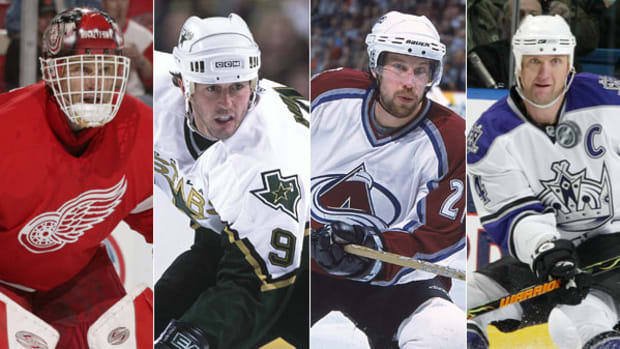 Hockey Hall of Fame Announces 2014 Class