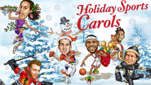 Instant-Classic Sports Carols to Put You in the Holiday Mood