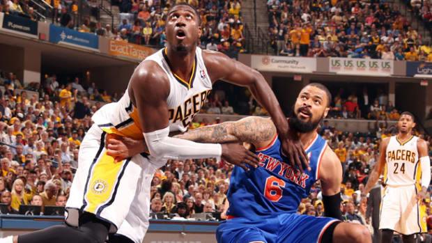 Roy Hibbert Talks Favorite Video Games and Offers an NBA Finals Prediction