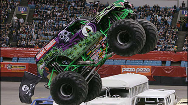 Monster Jam is Coming to Syracuse, and I'll Be There!