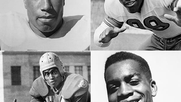 The Untold Story of the Integration of Pro Football
