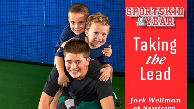 Sportskid of the Year 2013 — Jack Wellman