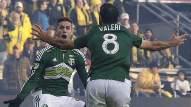 Portland Timbers Win MLS Cup!