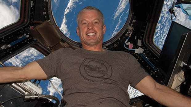 Space Sports: A Conversation with NASA Astronaut Dr. Steve Swanson