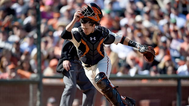 Buster Posey Talks Cards and Catching
