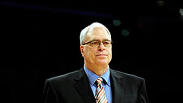 Phil Jackson: The End of an Era