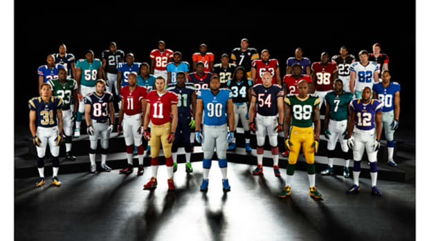 The NFL has New Uniforms!