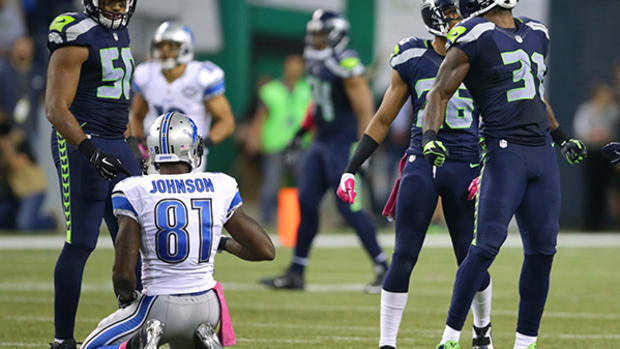 At Midseason, Seahawks are Down But Not Out of the Playoff Picture