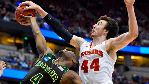 The Big Cheese: Wisconsin's Frank Kaminsky Has Championship Dreams
