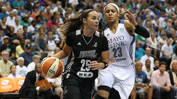 WNBA Star Becky Hammon Ready for NBA