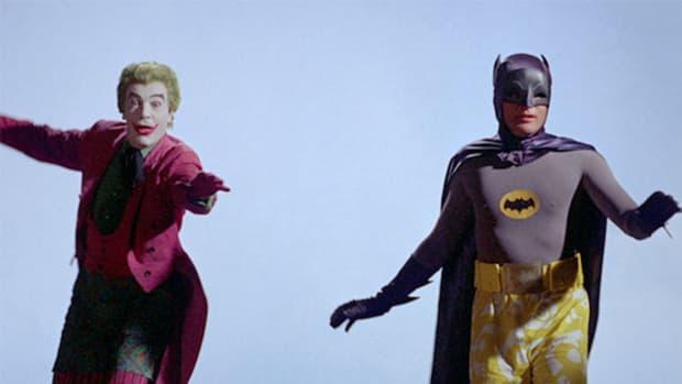 Batman: Superhero, Super Athlete