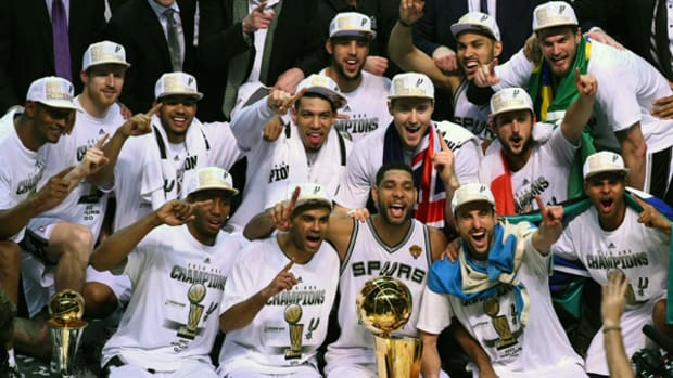 Spurs Knock Off Heat to Win 2014 NBA Championship!