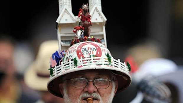 Wild Hats at the Kentucky Derby - 1