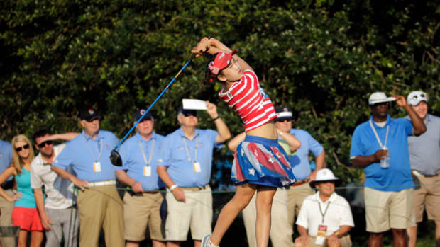 11-Year-Old Lucy Li Makes History at Pinehurst