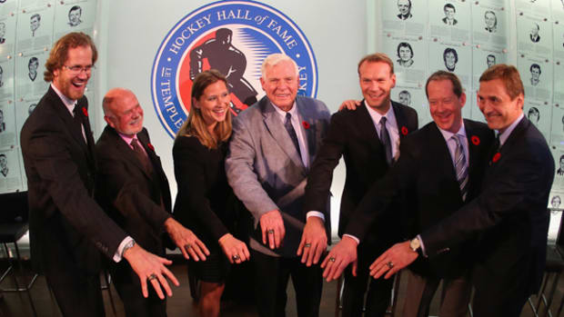 Hockey Hall of Fame Welcomes Seven New Members