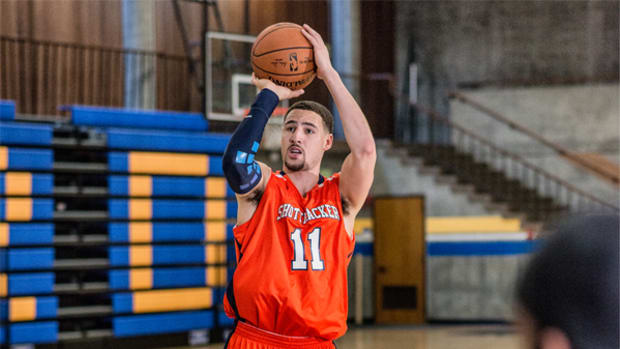 Klay Thompson Partners with ShotTracker for Virtual Basketball Camp