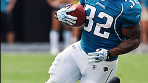 SI Kids Q&A: Maurice Jones-Drew
